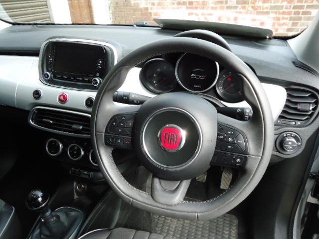 FIAT 500X 1.4 MULTIAIR LOUNGE 5DR