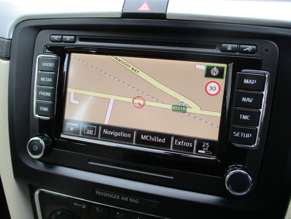 SKODA SUPERB 2.0 ELEGANCE TDI CR DSG 5DR SEMI AUTOMATIC