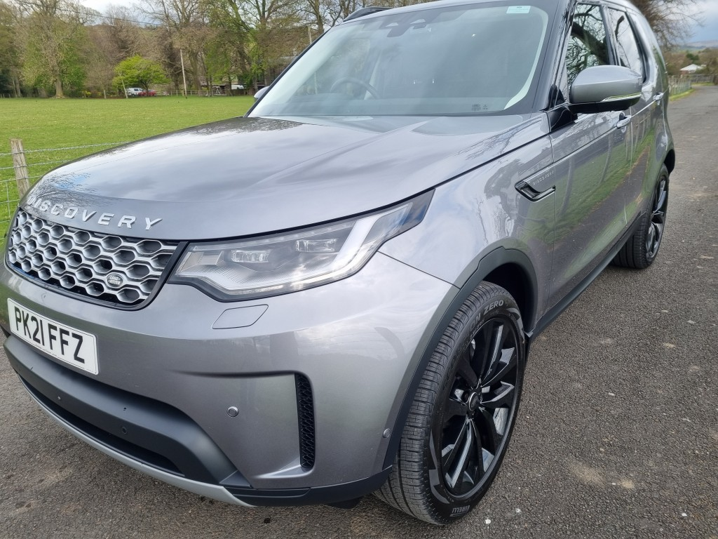 LAND ROVER DISCOVERY SE 3.0 SE AUTOMATIC