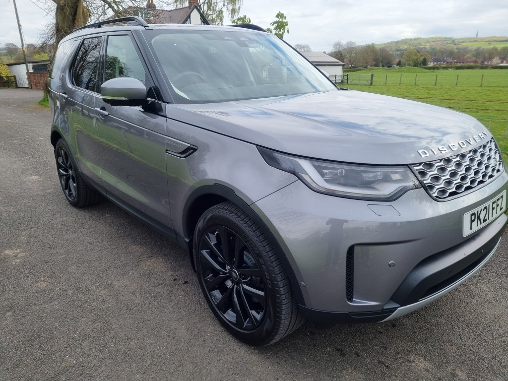 2021 LAND ROVER DISCOVERY SE 3.0 SE AUTOMATIC | <em>50 miles