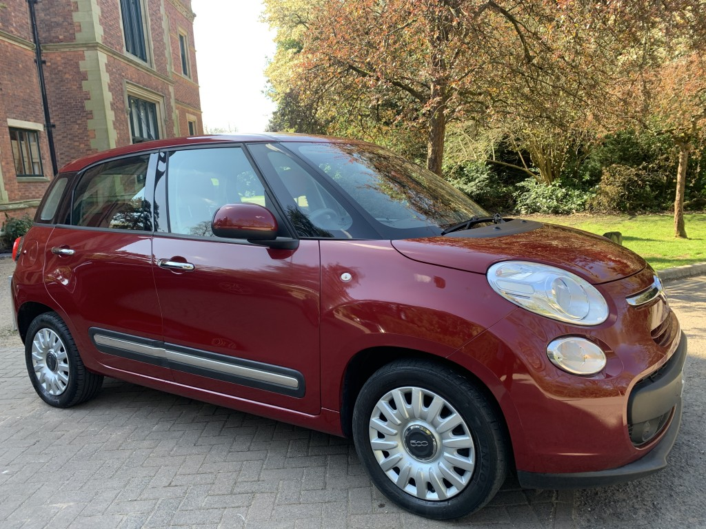 FIAT 500L 1.2 MULTIJET EASY DUALOGIC 5DR SEMI AUTOMATIC