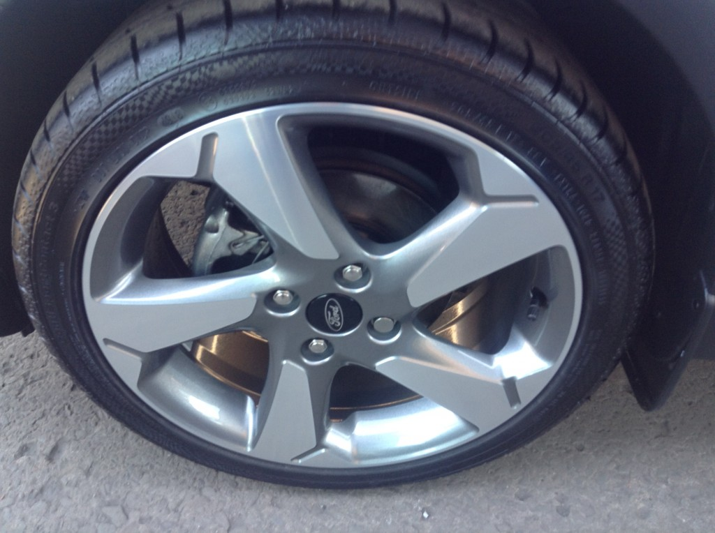 FORD FIESTA 1.0 ACTIVE 1 5DR