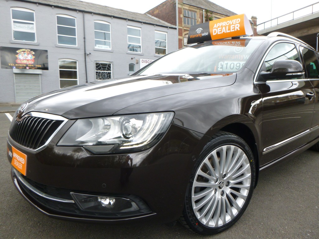 SKODA SUPERB 2.0 LAURIN AND KLEMENT TDI CR 5DR