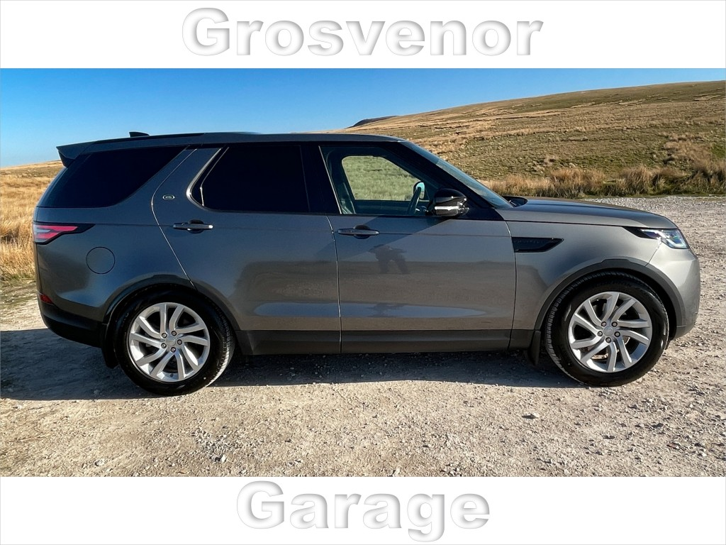 LAND ROVER DISCOVERY 3.0 COMMERCIAL TD6 HSE AUTOMATIC