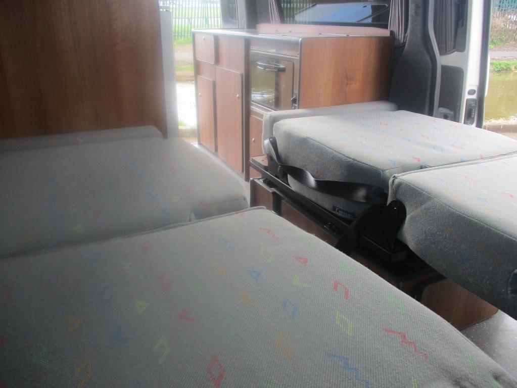 VOLKSWAGEN TRANSPORTER  T32 CAMPERVAN