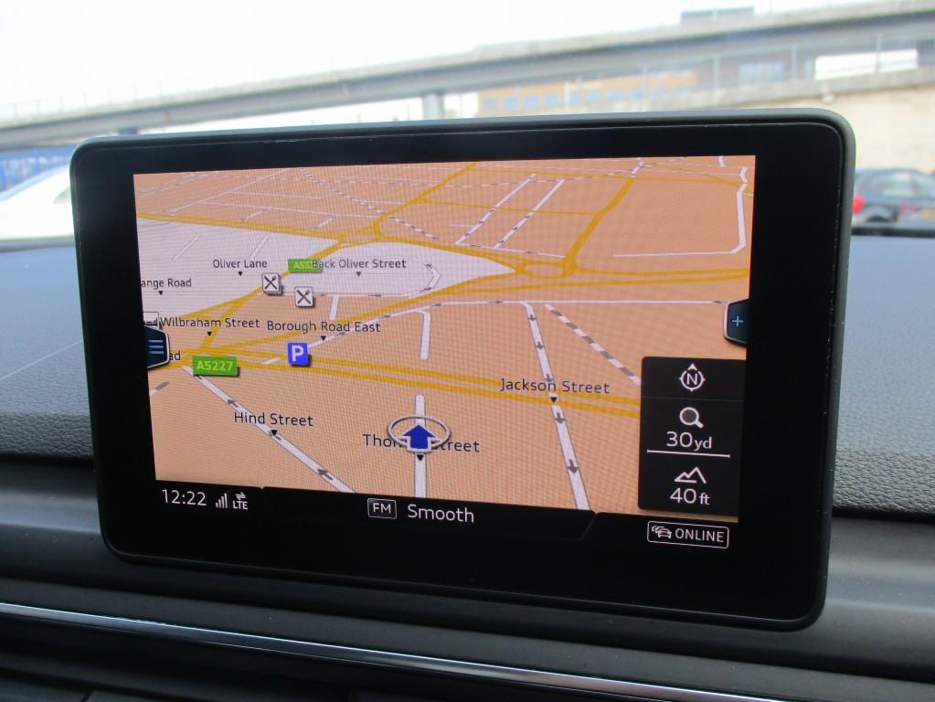 AUDI A5 2.0 TFSI SPORT 2DR
