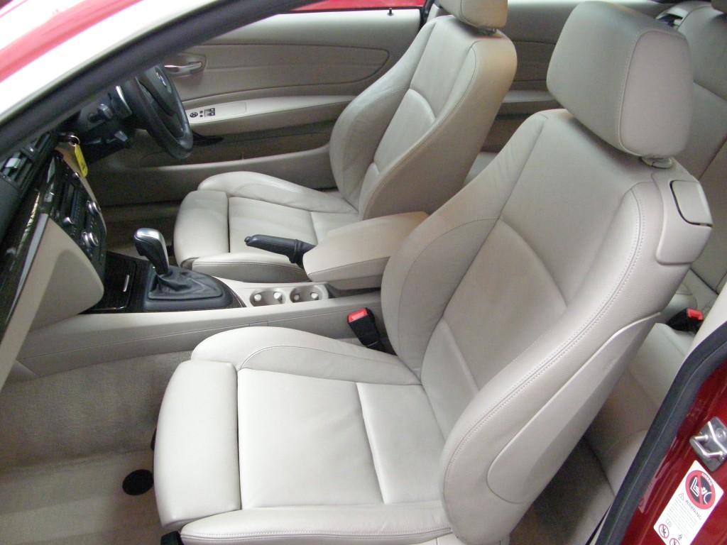 BMW 1 SERIES 3.0 125I SPORT PLUS EDITION 2DR AUTOMATIC