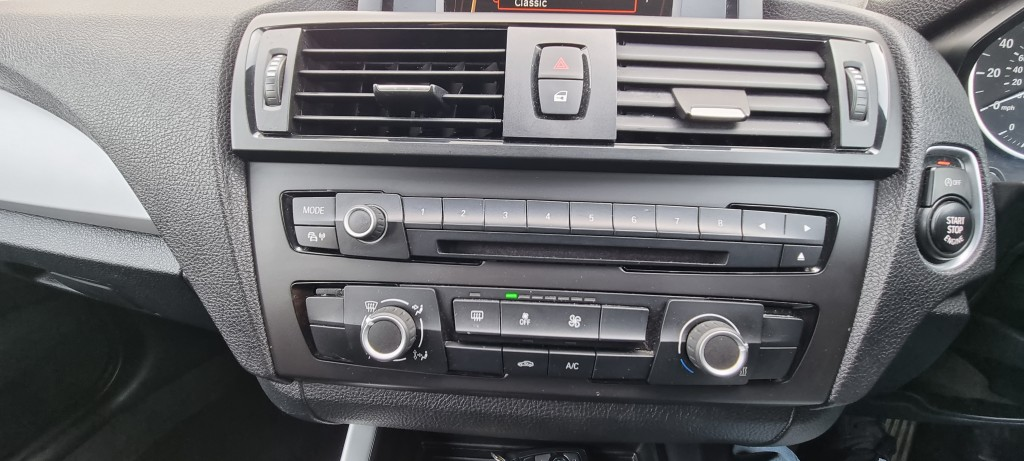 BMW 1 SERIES 1.6 114I SE 5DR