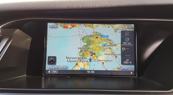 AUDI A4 2.0 AVANT TDIE SE TECHNIK 5DR