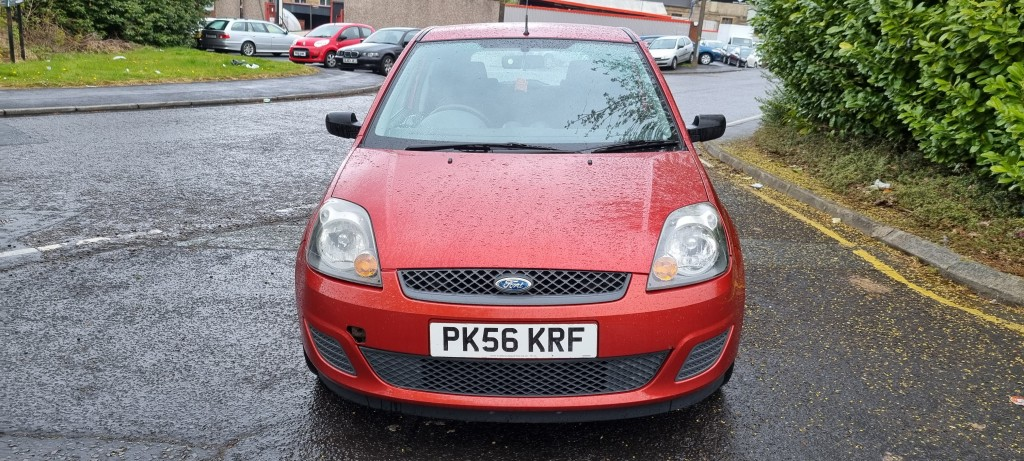 FORD FIESTA 1.2 STYLE 16V 3DR