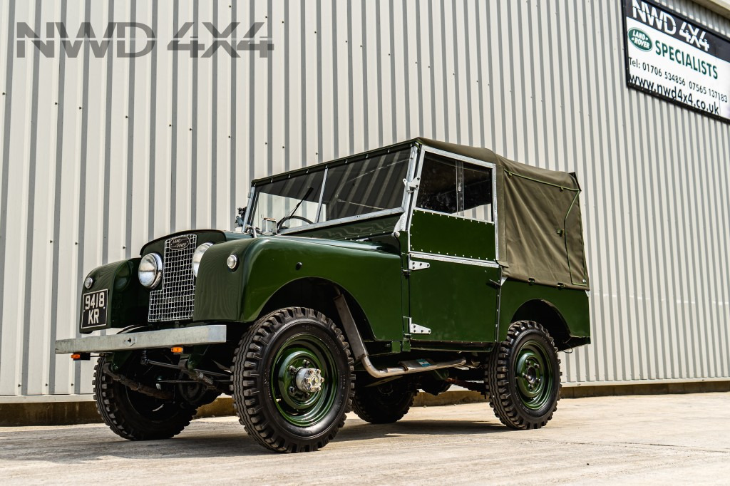 LAND ROVER SERIES ONE 1  2.0