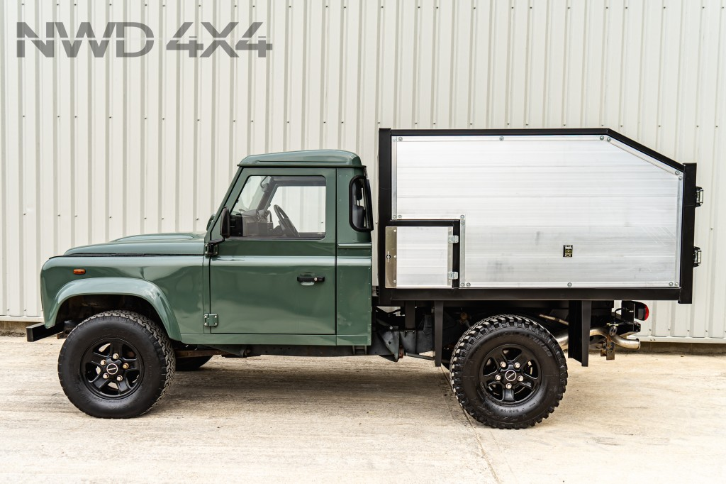 Used LAND ROVER DEFENDER 2.2 TD C/C in Lancashire