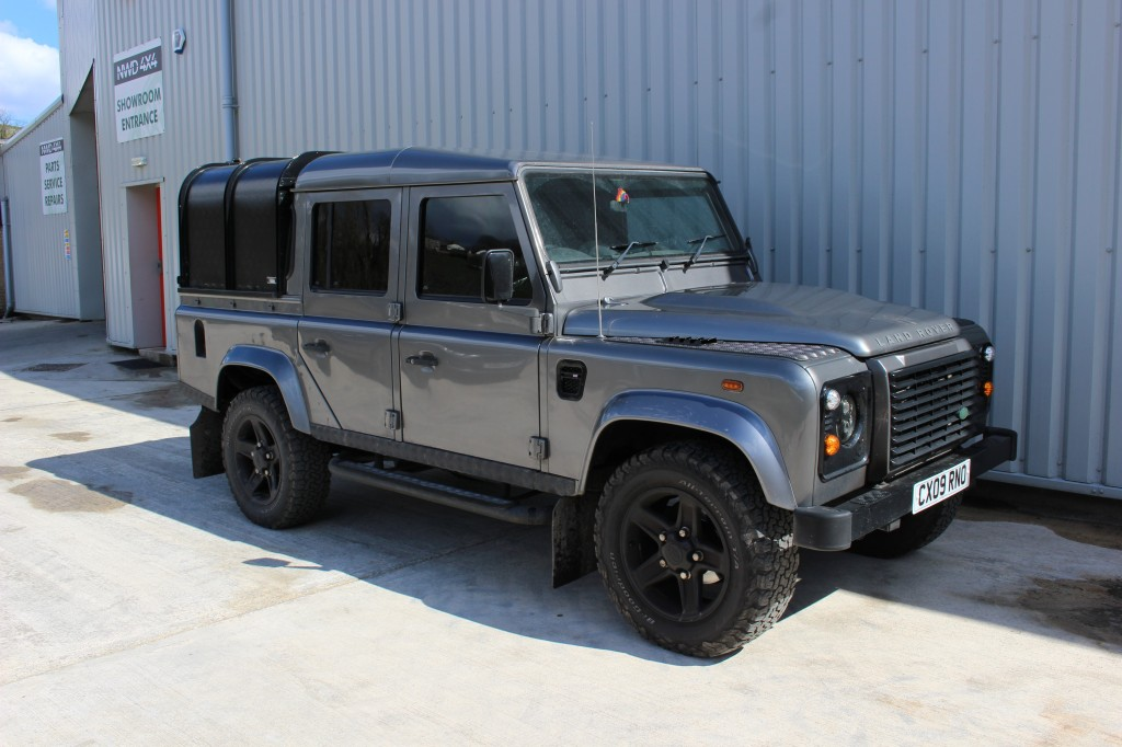 Used LAND ROVER DEFENDER 2.4 110 XS DCB 4DR in Lancashire