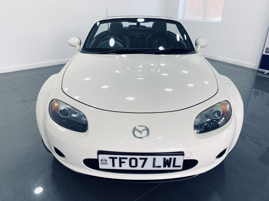 MAZDA MX-5 1.8 ICON 2DR