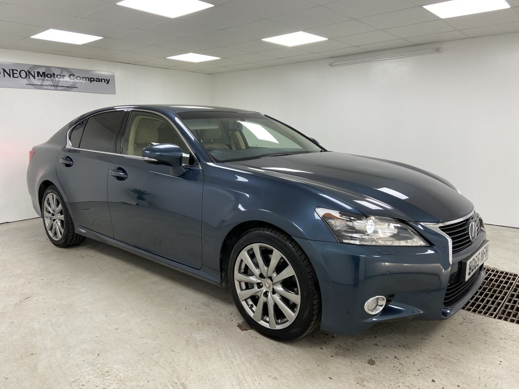Used LEXUS GS 2.5 250 LUXURY 4DR AUTOMATIC in West Yorkshire