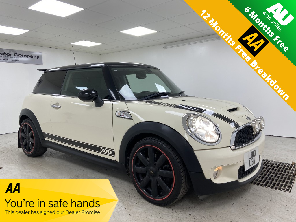 Used MINI HATCHBACK 1.6 COOPER S 3DR AUTOMATIC in West Yorkshire