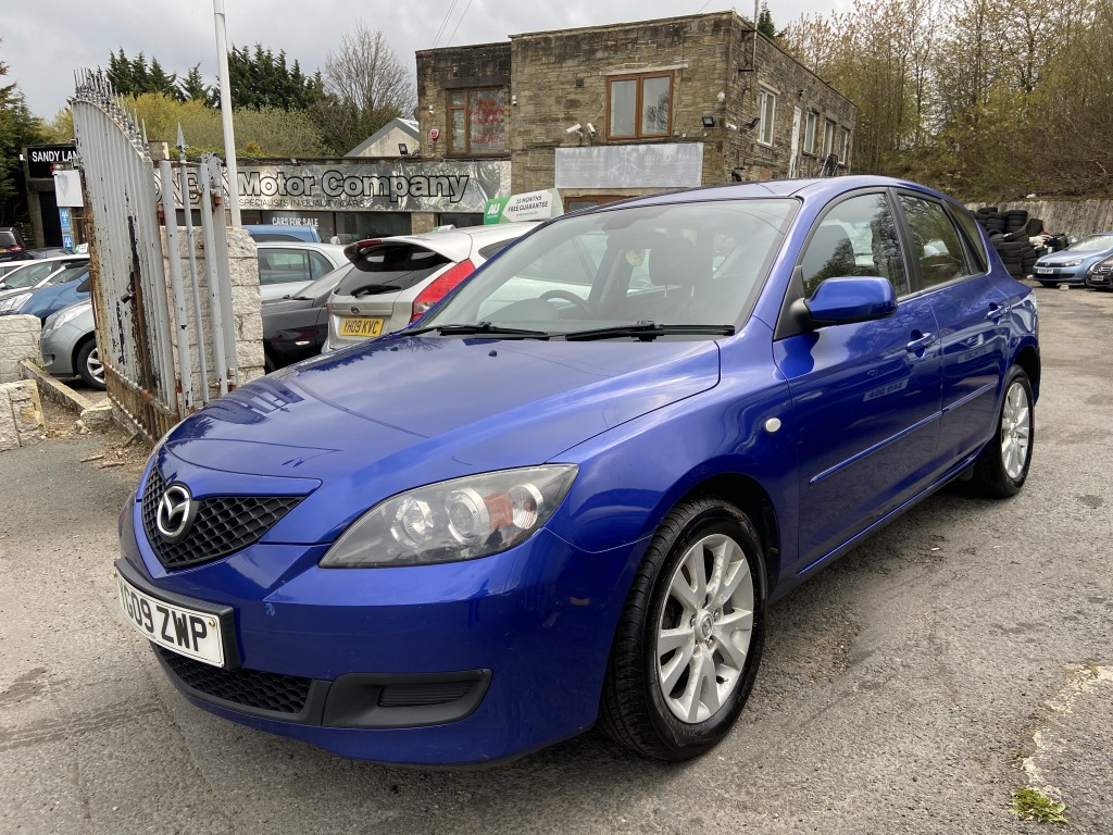 Used MAZDA 3 1.6 TS2 5DR in West Yorkshire