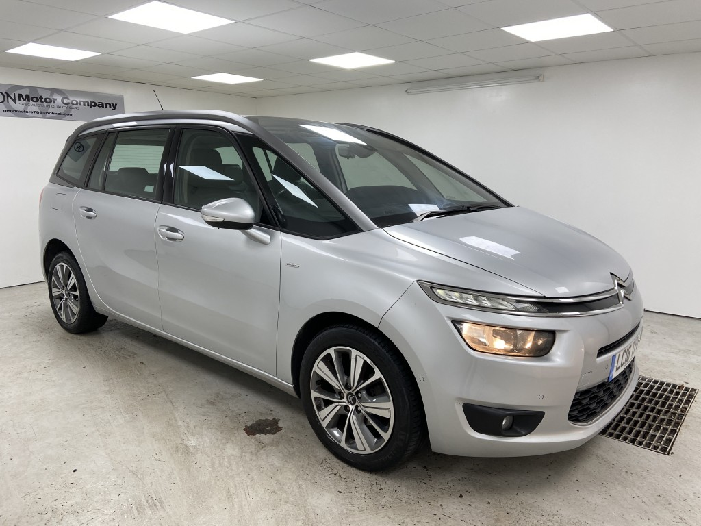 Used CITROEN C4 PICASSO 1.6 BLUEHDI EXCLUSIVE 5DR AUTOMATIC in West Yorkshire
