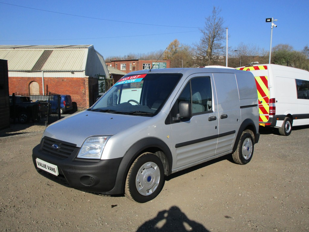 FORD TRANSIT CONNECT 1.8 T220 SWB - ELECTRIC PACK - NO VAT
