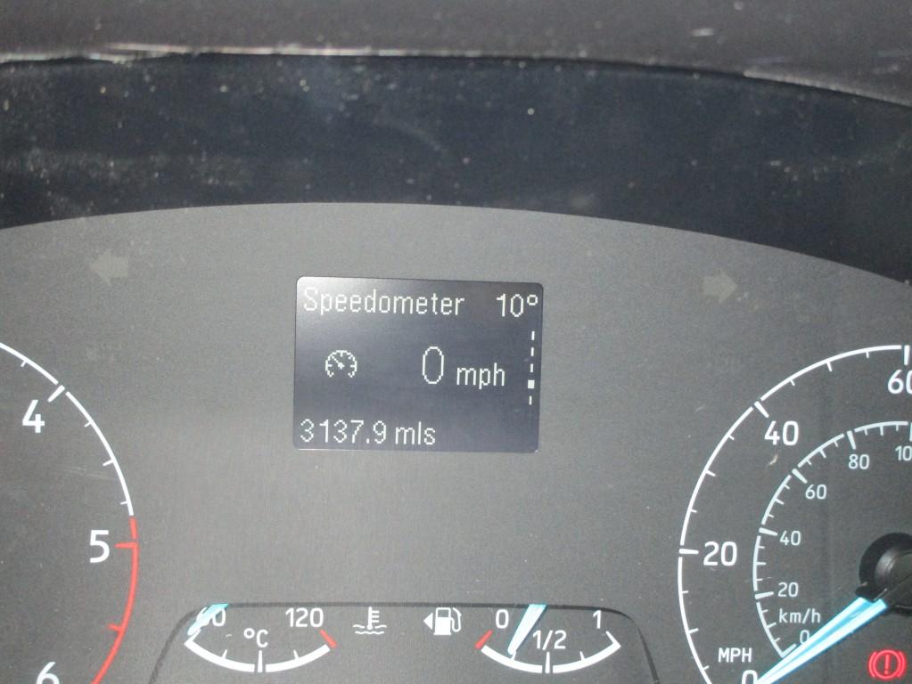 FORD TRANSIT CUSTOM LEADER L2 H2 2.0 300 EBLUE 130 BHP - AIR CON - FSH