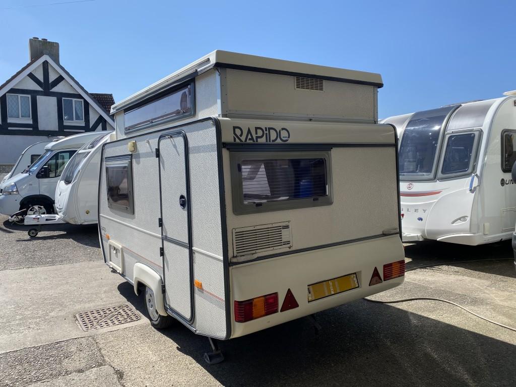 RAPIDO CLUB 2 berth Pop-up top Light weight