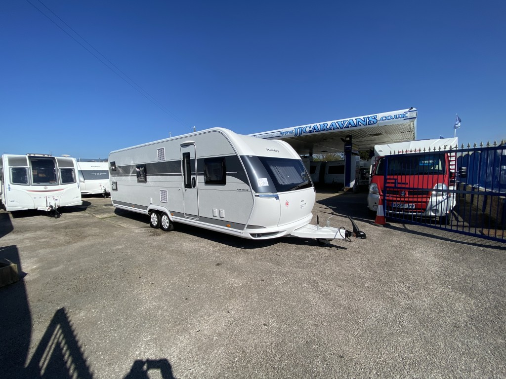 HOBBY PRESTIGE 720 KWFU 7 berth Fixed bed And bunkbeds