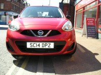 NISSAN MICRA 1.2 VISIA 5DR YES 19K ONLY