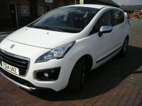 PEUGEOT 3008 1.6 HDI ACTIVE 5DR