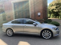 VOLKSWAGEN PASSAT 2.0 GT TDI BLUEMOTION TECHNOLOGY 4DR