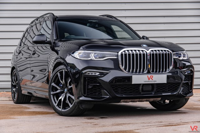 2019 (19) BMW X7 3.0 XDRIVE30D M SPORT 5DR AUTOMATIC | <em>15,200 miles