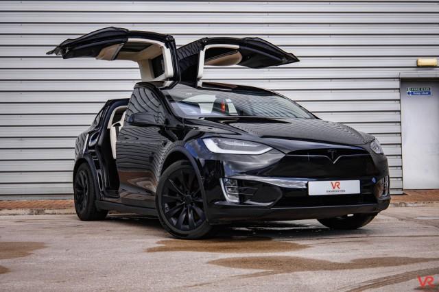 2017 (67) TESLA MODEL X 75D 5DR AUTOMATIC | <em>39,127 miles