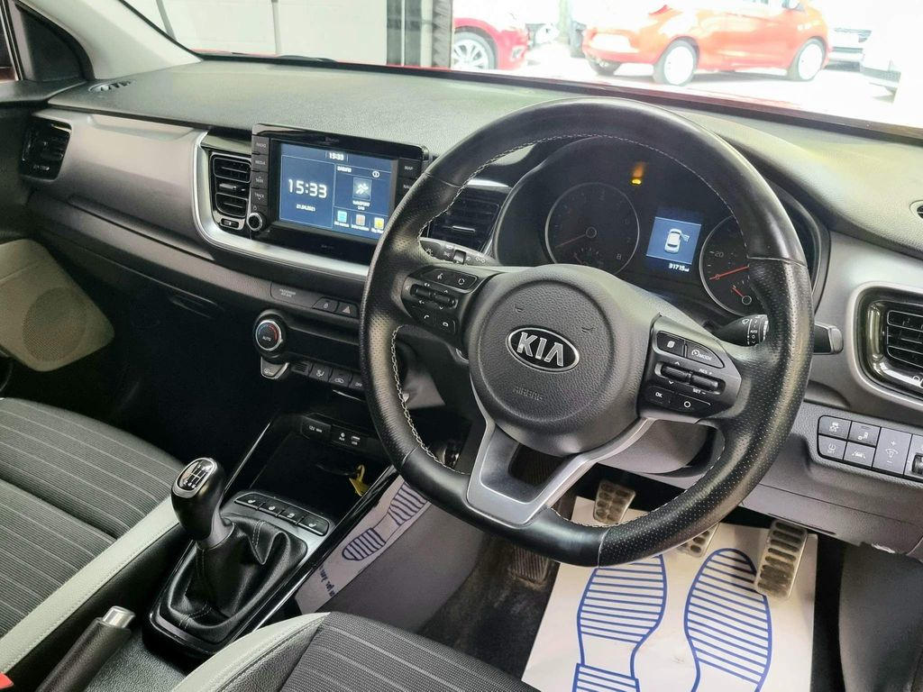 KIA STONIC 1.0 FIRST EDITION 5DR