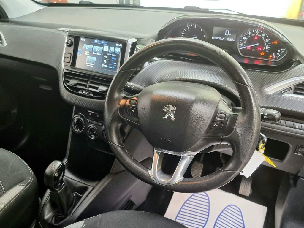 PEUGEOT 208 1.6 BLUE HDI S/S ACTIVE 5DR