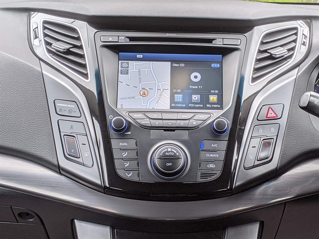 HYUNDAI I40 1.7 CRDI SE NAV BLUE DRIVE 5DR SEMI AUTOMATIC