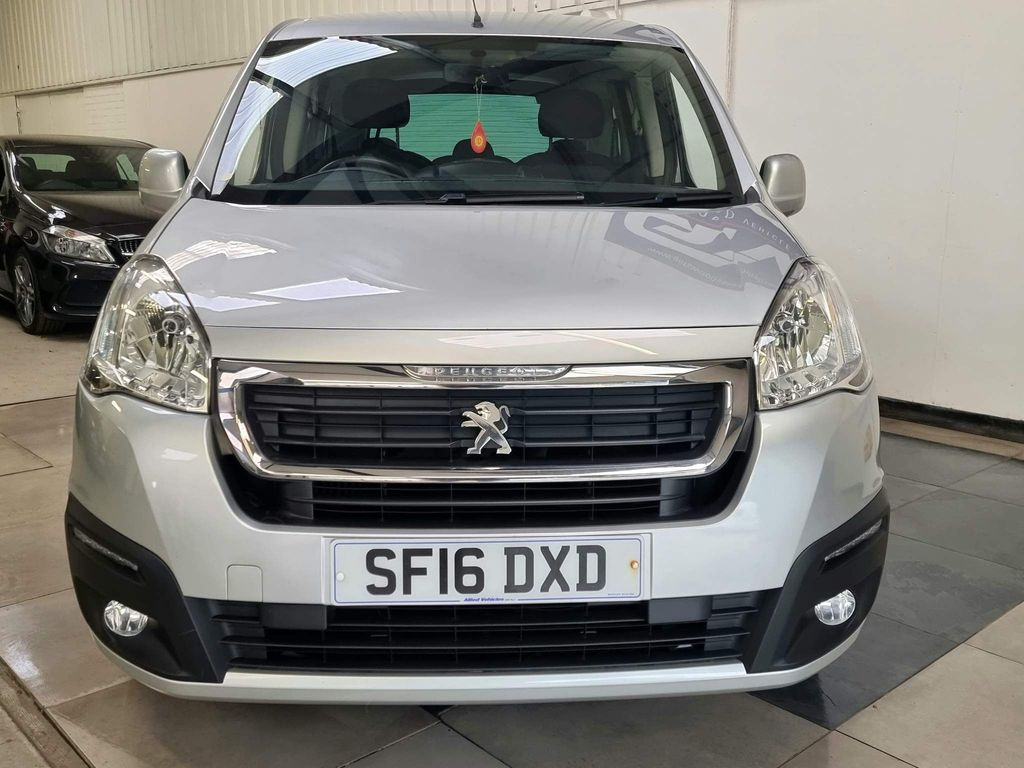 PEUGEOT PARTNER 1.6 BLUE HDI S/S TEPEE ACTIVE 5DR