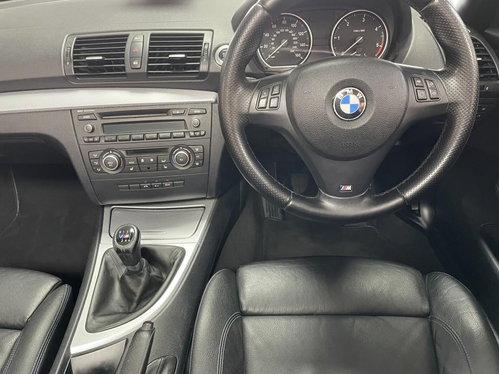 BMW 1 SERIES 2.0 120D SPORT PLUS EDITION 2DR