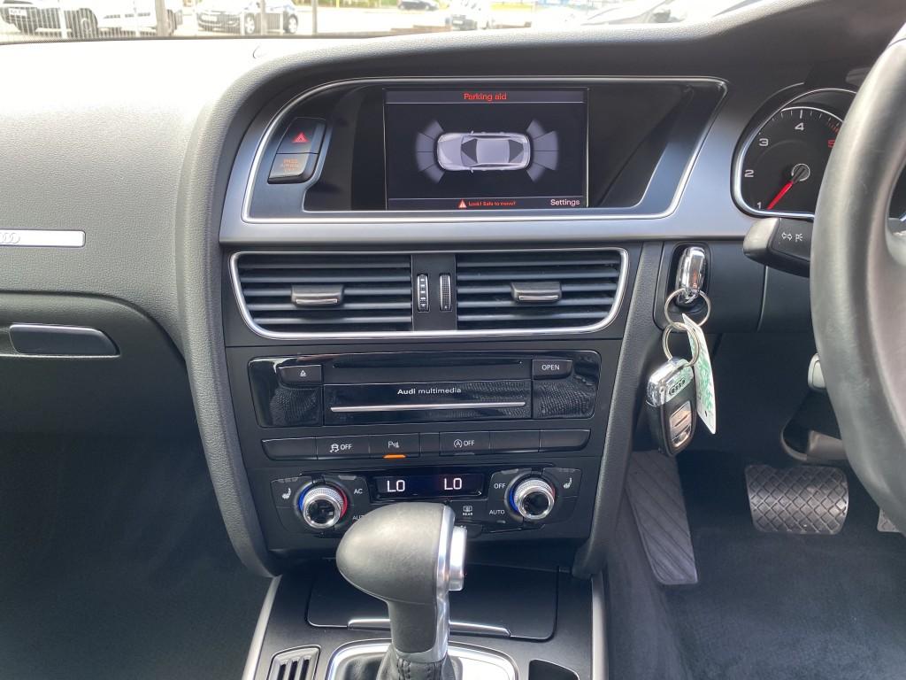 AUDI A5 2.0 SPORTBACK TDI SE TECHNIK S/S 5DR CVT