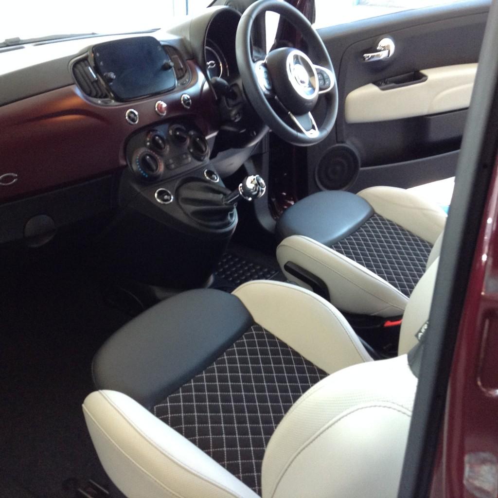 FIAT 500 1.2 STAR 3DR