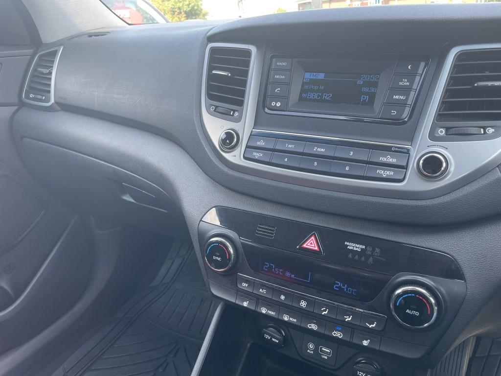 HYUNDAI TUCSON 1.6 GDI SE BLUE DRIVE 5DR