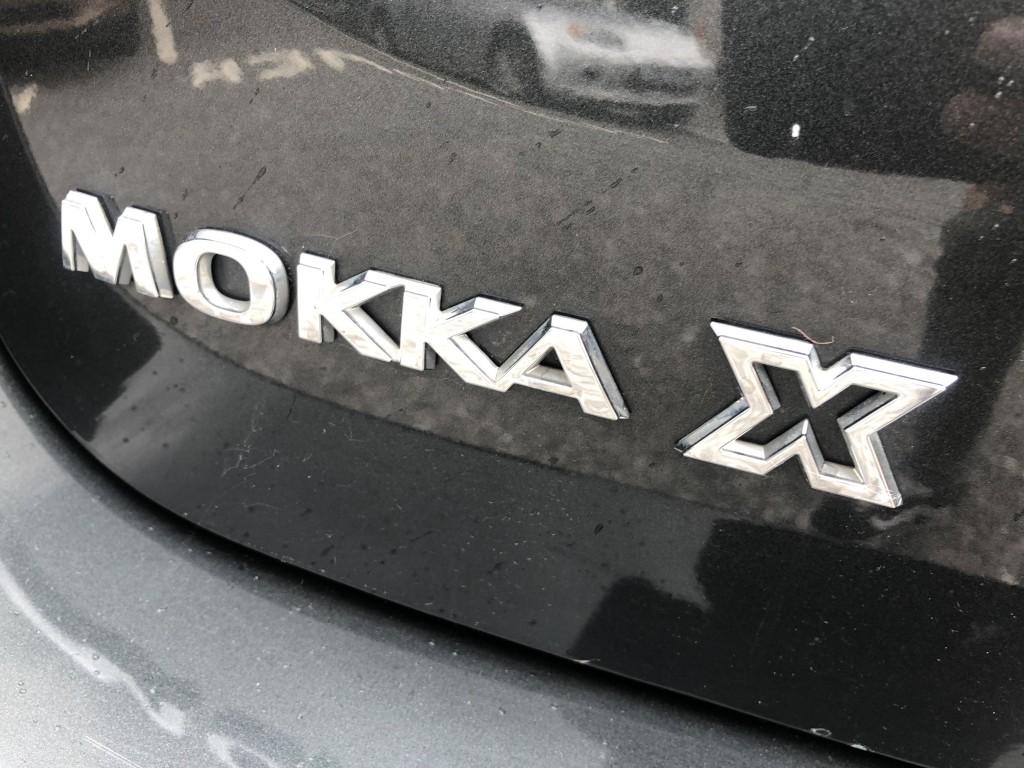 VAUXHALL MOKKA X 1.4 DESIGN NAV ECOTEC S/S 5DR