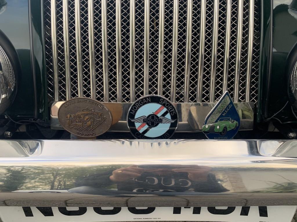MORGAN ROADSTER V6 3.0 2.9 2DR