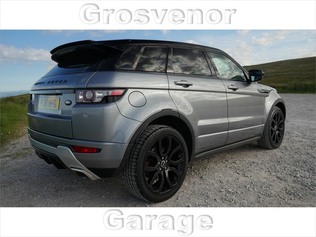 LAND ROVER RANGE ROVER EVOQUE 2.2 SD4 DYNAMIC LUX 5DR AUTOMATIC