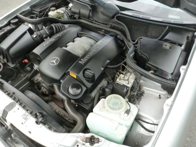MERCEDES-BENZ E-CLASS E240 AVANTGARDE 2.4 E240 AVANTGARDE 4DR AUTOMATIC