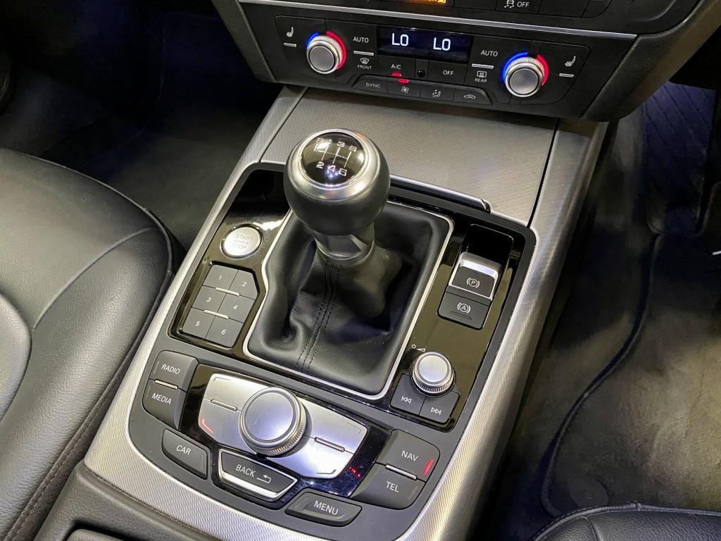 AUDI A6 2.0 AVANT TDI ULTRA SE EXECUTIVE 5DR