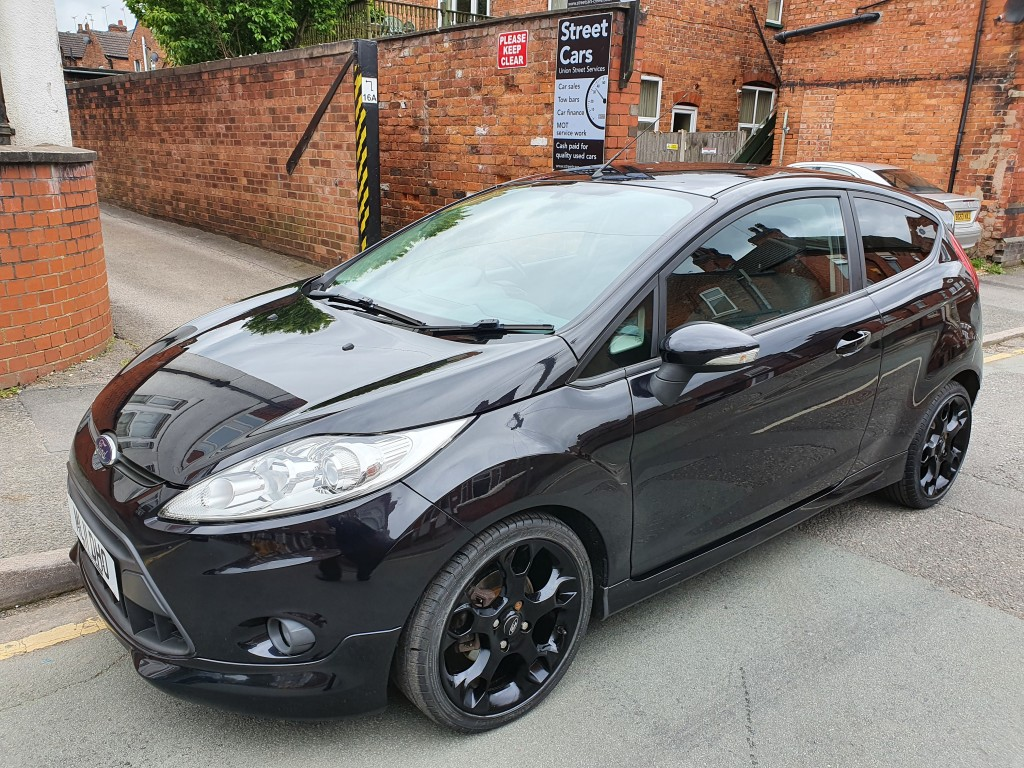 FORD FIESTA 1.6 ZETEC S 3DR NEW CAMBELT KIT - PRIVACY GLASS