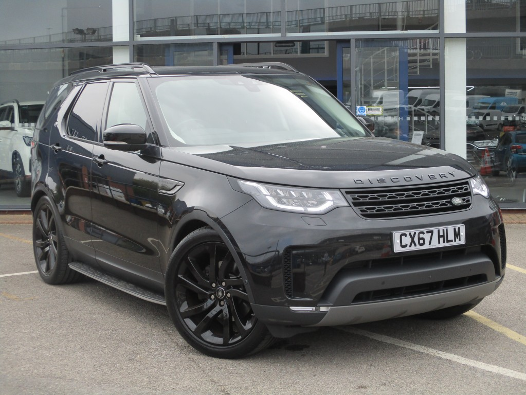 LAND ROVER DISCOVERY 3.0 TD6 HSE LUXURY 5DR AUTOMATIC