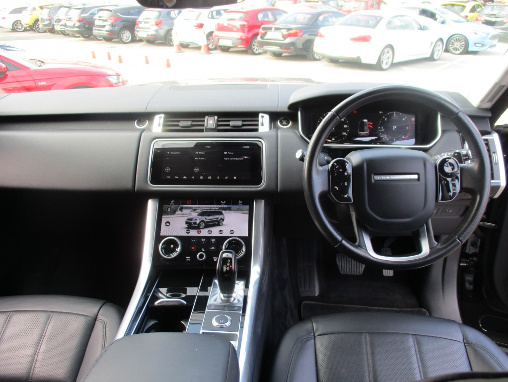 LAND ROVER RANGE ROVER SPORT 2.0 SD4 HSE 5DR AUTOMATIC