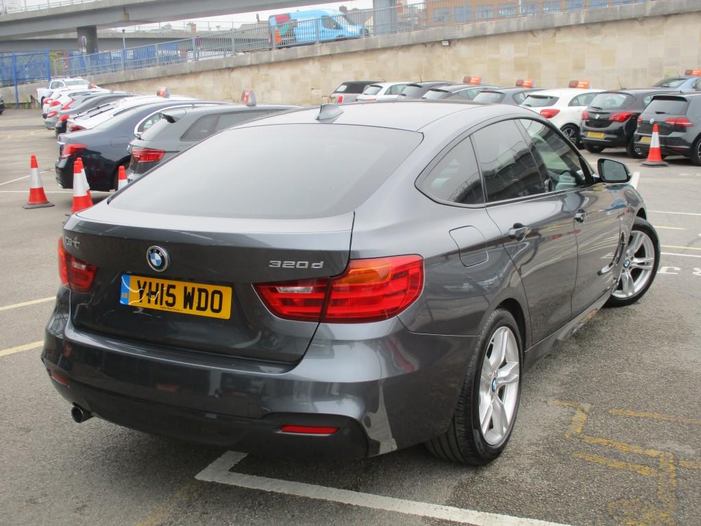 BMW 3 SERIES 2.0 320D M SPORT GRAN TURISMO 5DR AUTOMATIC