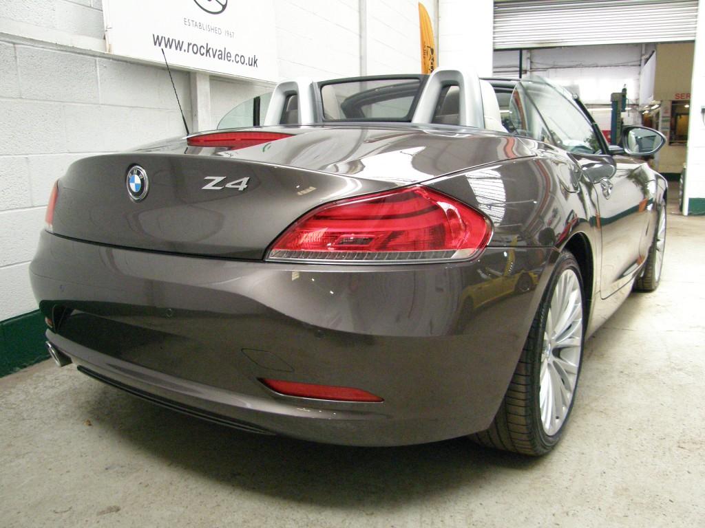 BMW Z4 3.0 Z4 SDRIVE30I ROADSTER 2DR AUTOMATIC