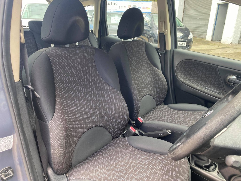 NISSAN NOTE 1.4 S 5DR